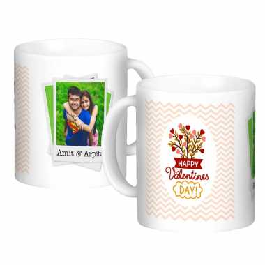 Personalized Mug for Couple - 132