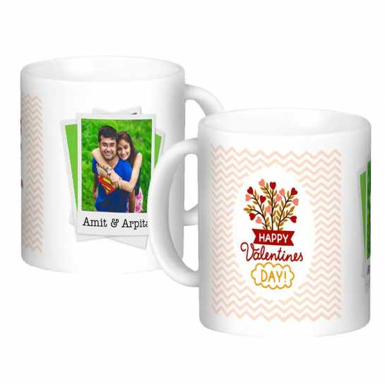 Personalized Mug for Couple - 132