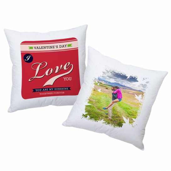 Personalized Cushions - Valentine - 12