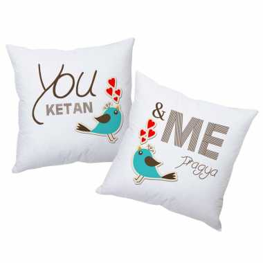 Personalized Cushions for Couple - 24