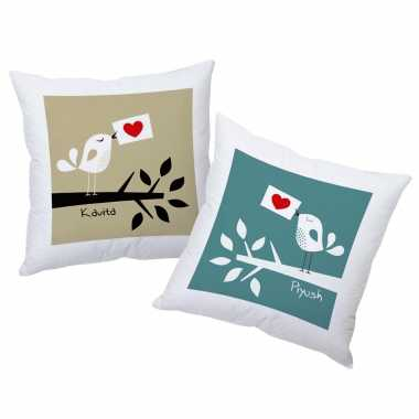 Personalized Cushions for Couple - 25
