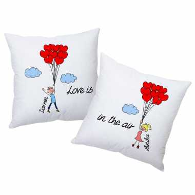Personalized Cushions for Couple - 27