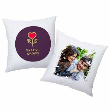 Personalized Cushions for Couple - 34