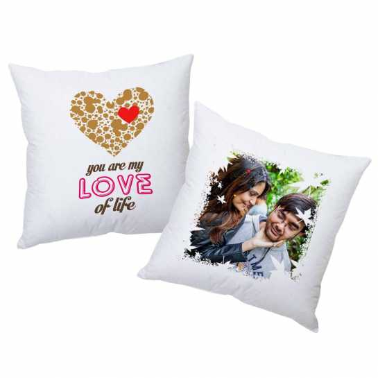 Personalized Cushions for Couple - 36
