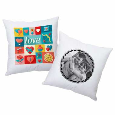 Personalized Cushions for Couple - 40