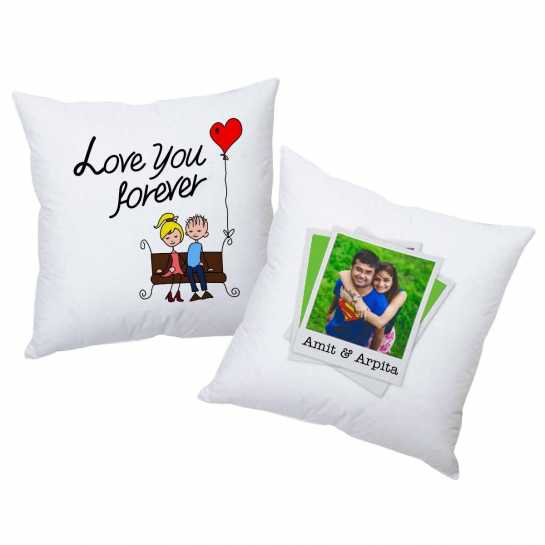 Personalized Cushions for Couple - 43