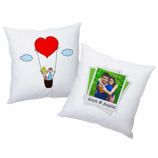 Personalized Cushions for Couple - 44