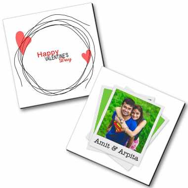 Personalized Valentine Magnet - 8