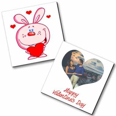 Personalized Valentine Magnet - 11