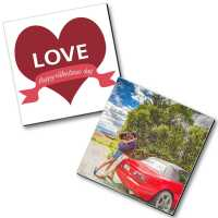 Personalized Valentine Magnet - 13
