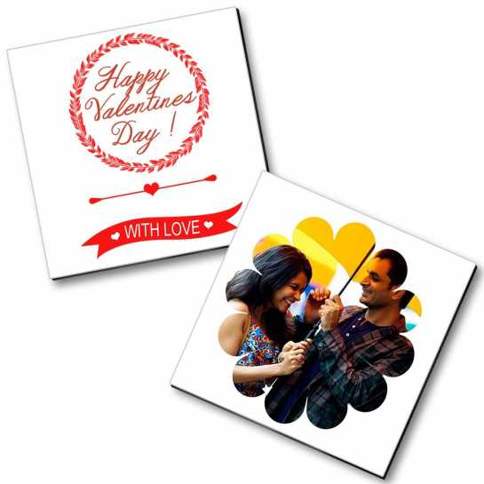 Personalized Valentine Magnet - 14