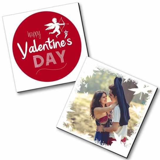 Personalized Valentine Magnet - 16