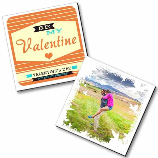Personalized Valentine Magnet - 19