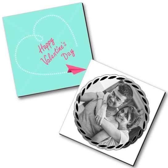 Personalized Valentine Magnet - 22