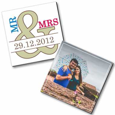 Personalized Magnet Couple - 14