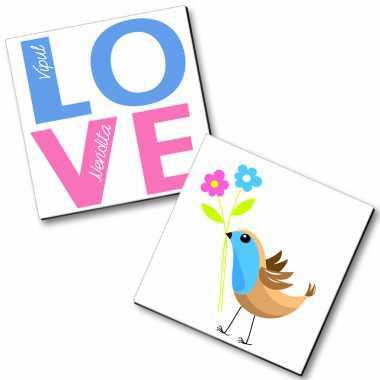 Personalized Magnet Couple - 20