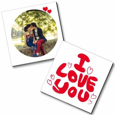 Personalized Magnet Couple - 32