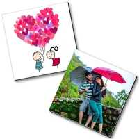 Personalized Magnet Couple - 35