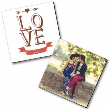 Personalized Magnet Couple - 37