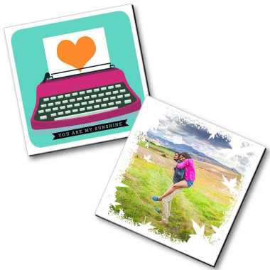 Personalized Magnet Couple - 39