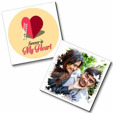 Personalized Magnet Couple - 42