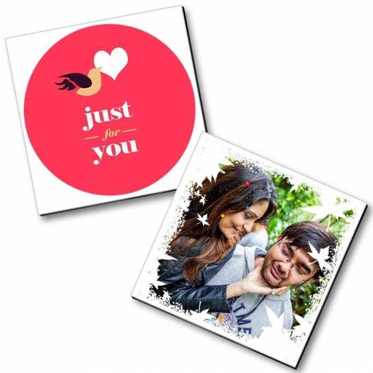 Personalized Magnet Couple - 44