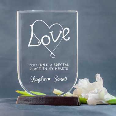 Sweet Love - U Shaped Memento