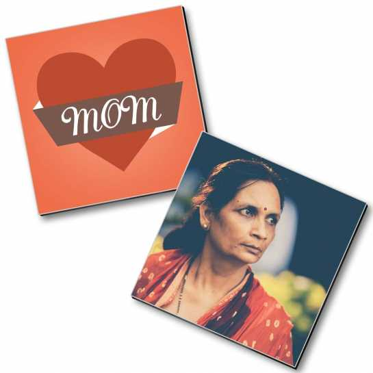 Best Mom - Personalized Magnets (2 pc)
