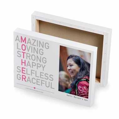 MOTHER - Personalized Canvas