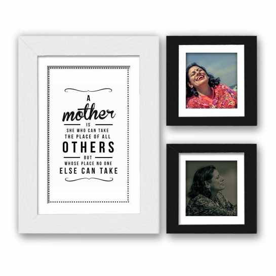 Mother Is Irrepressible - Personalized Frame