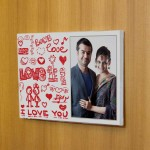 photo canvas personalized