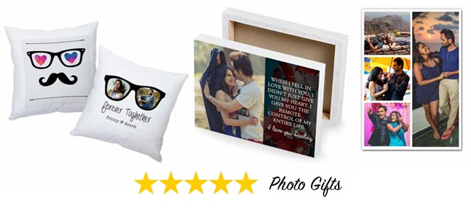 Gifts for husband - Photo Gifts