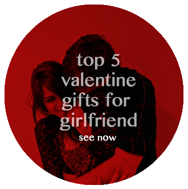 Top 5 Romantic Valentine Day gifts for Her
