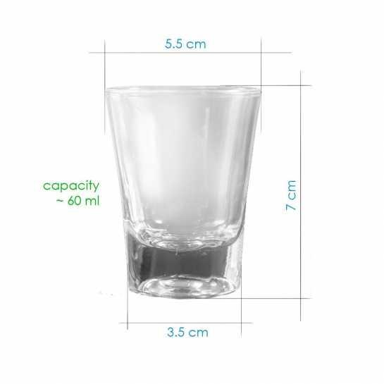 shot glass description
