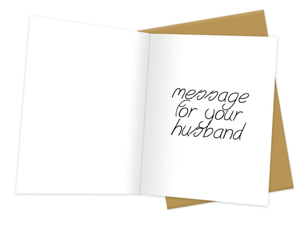 free card for husband