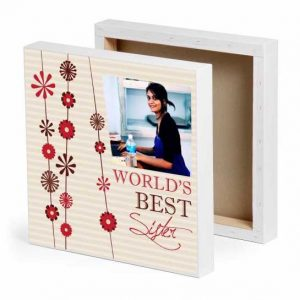 Personalized Canvas is something which has messages which you would want to  give to your brothers sisters on Raksha Bandhan. You can show all your love  ... a3732ba04ac2