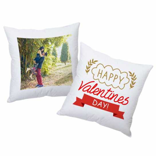 valentine gifts for wife - photo cushion